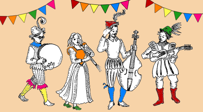 Concert: Shakespeare's Music Mix