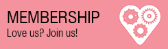 Membership - Love us? Join us