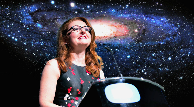 Talk for Grown-ups: I Still Want to Go to Space