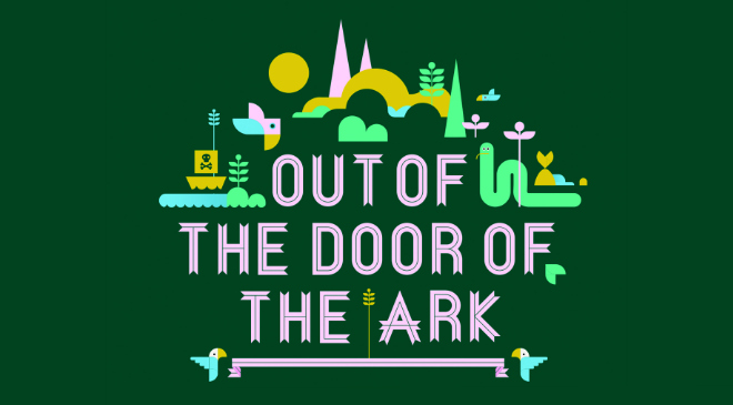 Out of The Door of The Ark