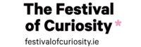 Festival Of Curiosity Logo Black On White Jpg