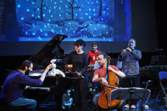 A Most Peculiar Wintry Thing, by Brian Irvine, presented by The Ark and Music Network, 2014