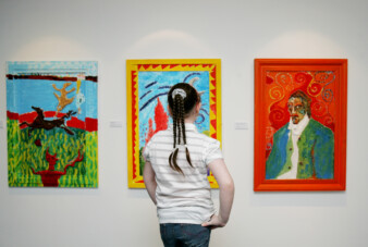 The Butterfly Effect: An ArkLink Retrospective (2006), celebrated the captivating artwork of the participating children of ArkLink, the culmination of the six-year programme in partnership with Fatima Mansions.