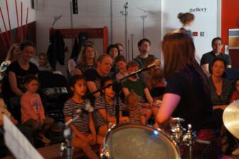 Fun Size Jazz   May 2018   The Ark  Improvised Music Company 54