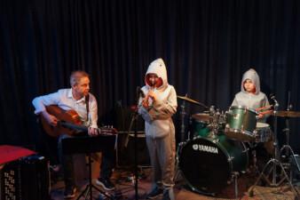 Fun Size Jazz   May 2018   The Ark  Improvised Music Company 55