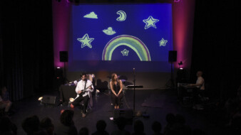 Monster Music Improv, Presented by The Ark & Improvised Music Company, 2015