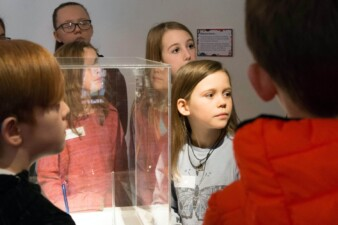 Music In Glass Exhibition At The Ark 2018 10