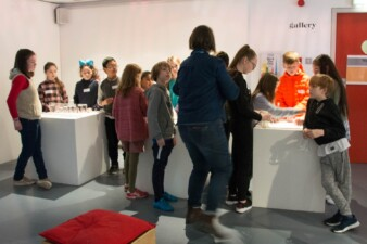 Music In Glass Exhibition At The Ark 2018 24