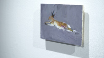 20,000 Winters by Gabhann Dunne (Irish Hare)