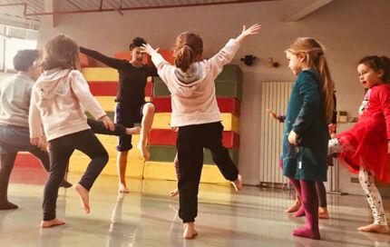 Dance artist Monica Muñoz begins John Coolahan Early Years Artist Residency