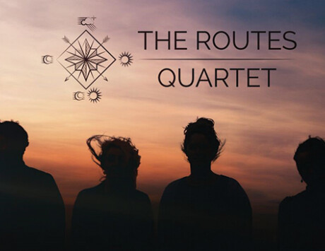 The Routes Quartet At The Ark  St Andrews Day 2018