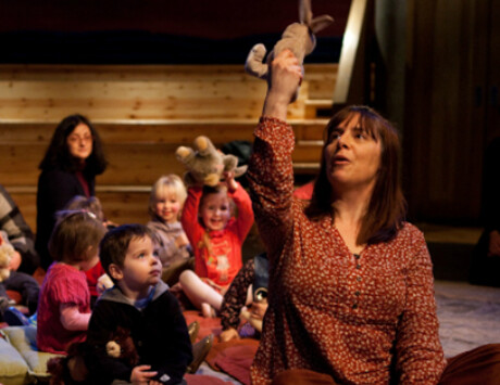 Joanna Parkes The John Coolahan Early Years Artist In Residence 2019 At The Ark