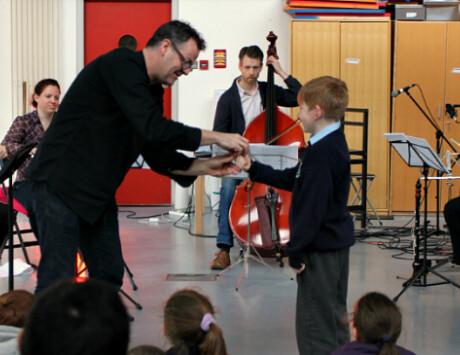 Brian Irvine Teaching