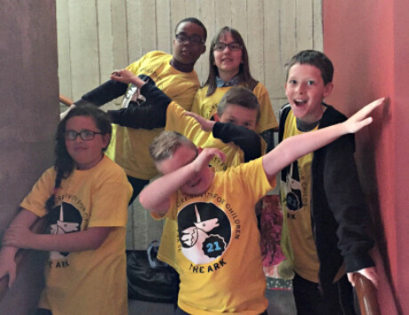 Childrens Council Dance Workshop