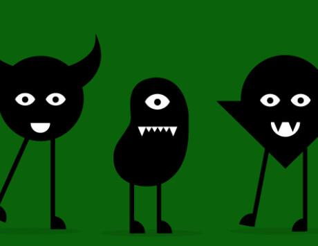 Halloween Art Deadly Dance
