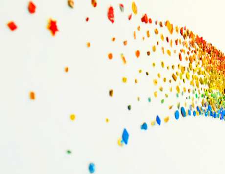 Into The Rainbow Web