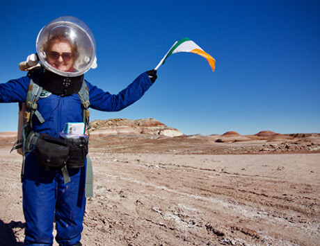 My Place In Space   Talk With Niamh Shaw