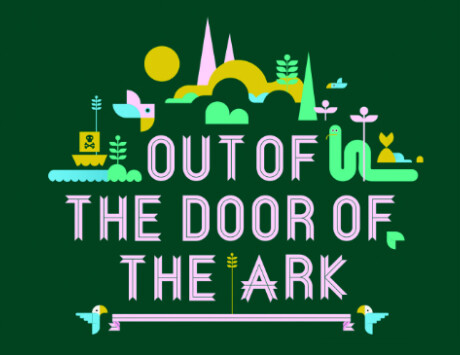 Out Of The Door Of The Ark 660