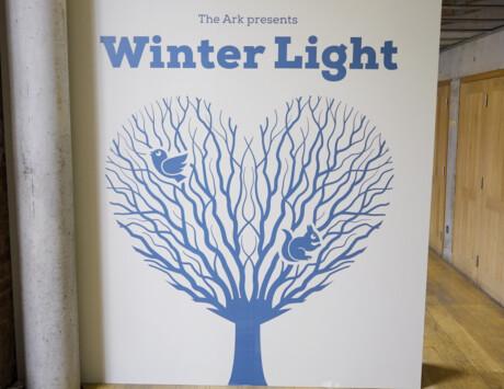 Winter Light Entrance