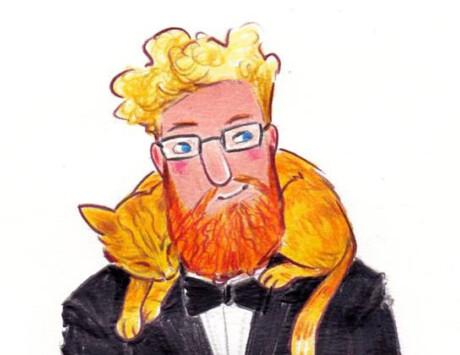 Dave Rudden Cat