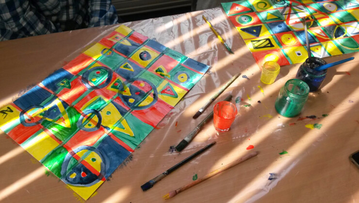 A Visual Arts Approach in the Classroom
