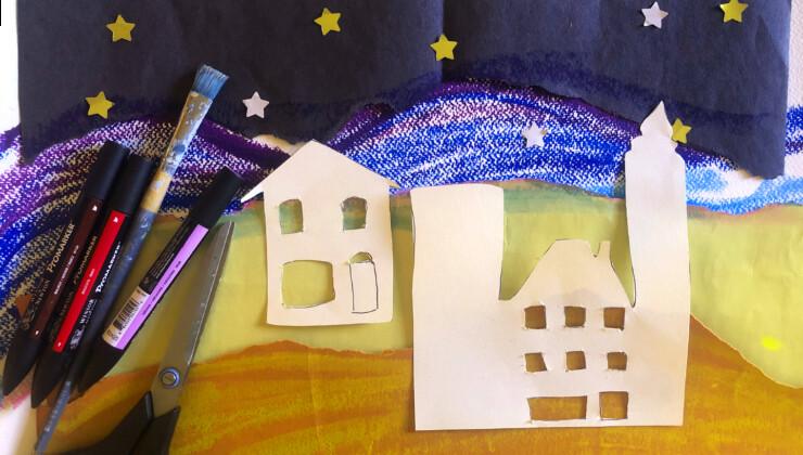 Schools Online Workshops: Winter Nights