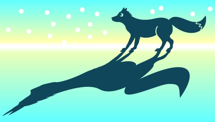 Winter Tales & Animal Shadows: Online Visual Art Workshops