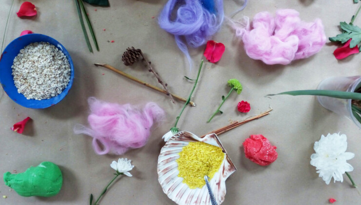 The Magic of Everyday Materials in the Early Years Classroom