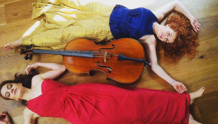 Flow with the Cello: Music & Movement Workshops
