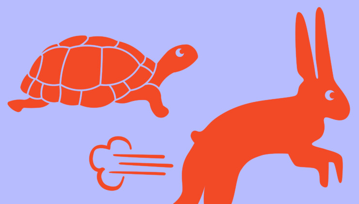 Dilly-dally Tortoise and Hurried Hare: Online Early Years Drama Workshops