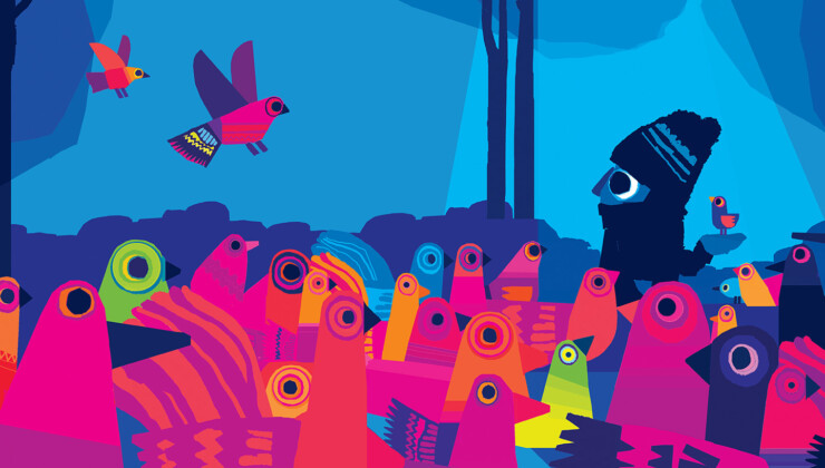 From Lost Owls to Little Bears: The Magical World of Chris Haughton
