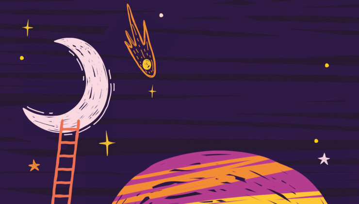 CANCELLED: Ladder to the Moon: Visual Art Workshops