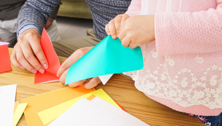 Paper Play: Online Early Years Workshop