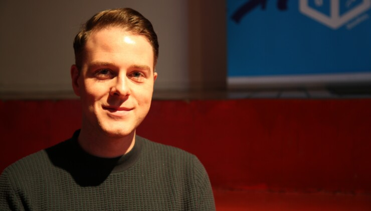 Talk with Shane O'Reilly - Making Professional Work with Young Performers.