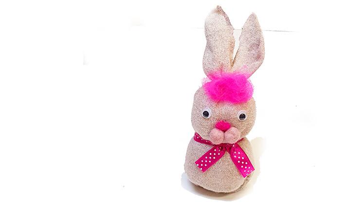 Online Crafts Club: Make a Sock Animal