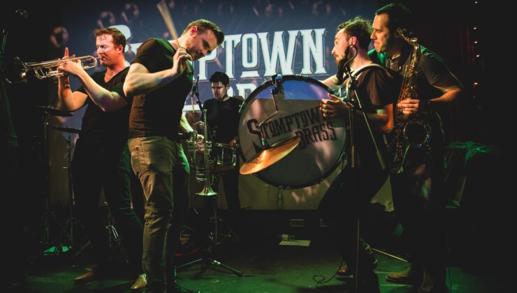 The Big Free Family Gig: Stomptown Brass