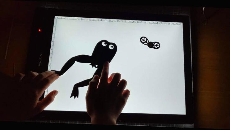 Animation Inspiration: Silhouette Animation Workshops