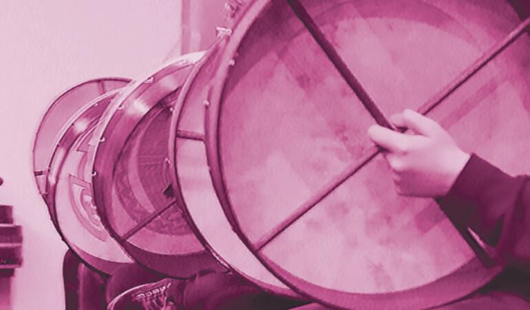 Family Workshop: Bodhrán Beats & Rhythms