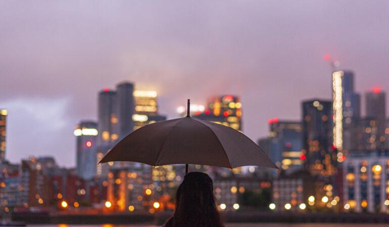A Rain Walk