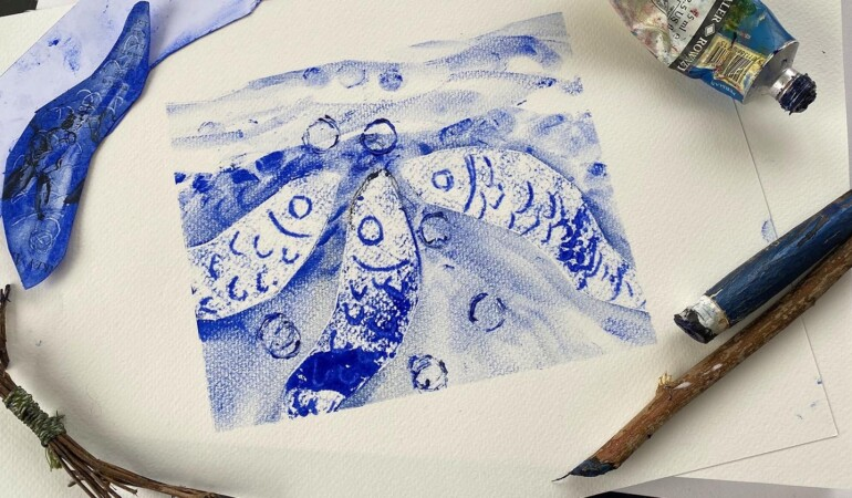 Online Workshops: The Art of Cave Painting