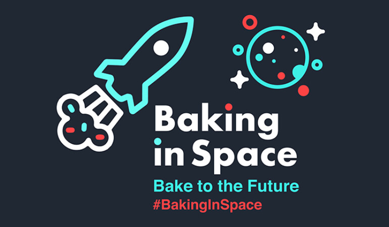 Baking in Space: Online Family Event