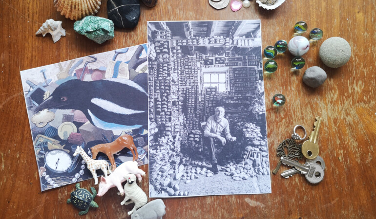 Special & Ordinary Objects: Online Drawing Workshops