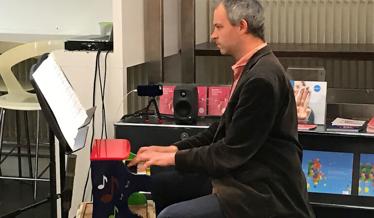 Music Rooms: Discovery Trail