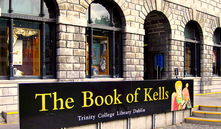 Book Of Kells 660