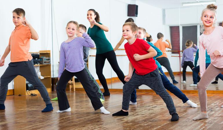 Teachers CPD: Creative Dance in the Classroom Made Easy
