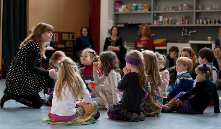 CPD for Teachers: An Drámaíocht sa Seomra Ranga