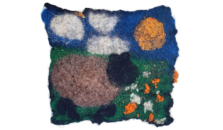 Online Crafts Club for Schools: Draw With Wool
