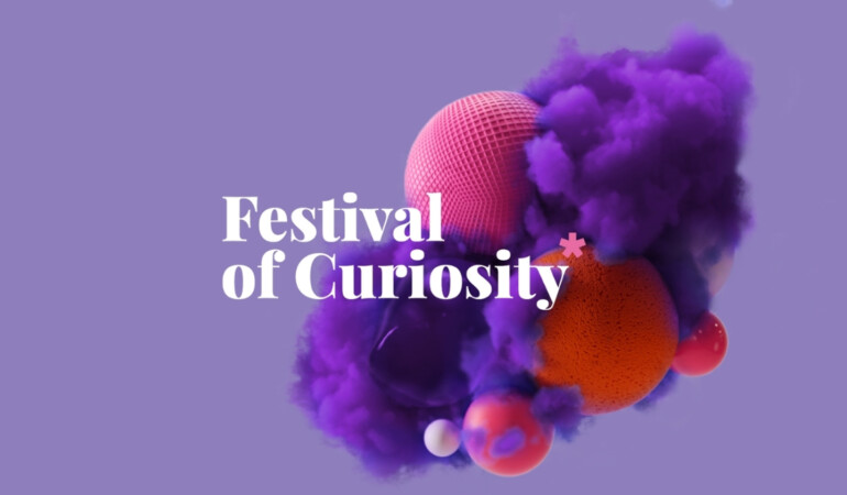 The Festival of Curiosity 2021