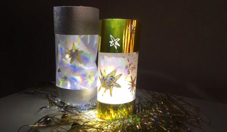 Magical Moonbeams: Paper Lantern Workshops