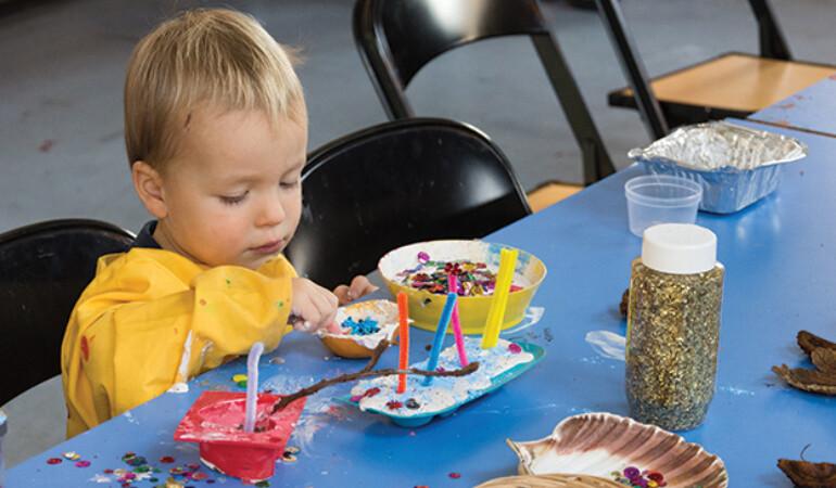 Seedlings Early Years Workshops: The Last Straw!